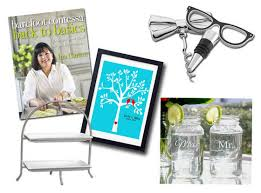 wedding gift guide wedding gift guide the best presents 50 and e news