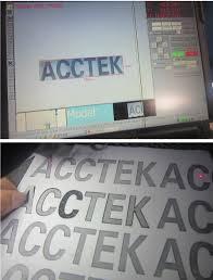 aliexpress com buy akj1390 ccd camera co2 laser cutting machine