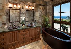 Tranquil Asian Bathroom Interiors Designed For Relaxation - Asian bathroom design