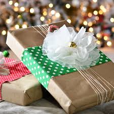 Gift Wrapping How To - wax paper bow gift wrapping tips tidymom
