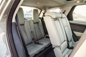 2017 nissan rogue interior 3rd row land rover discovery sport vs audi q5 vs jeep cherokee vs range