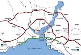 Istanbul Turkey Map Istanbul Underwater Tunnel Approaching Its U0027last Meters U0027 Local
