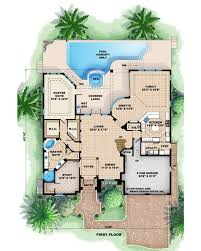 moroccan house plans arts