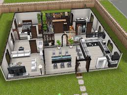 Sims Freeplay Beach House by Freeplay Houses Sims Freeplay House Ideas Sims Freeplay House