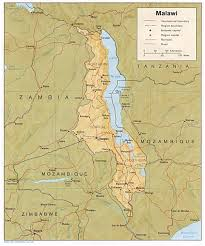 Maps O Maps Of Malawi Map Library Maps Of The World