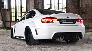 widebody cars wallpaper edo competition bmw m3 evo wide body 2013 rear hd wallpaper 8