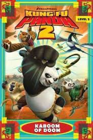 kung fu panda 2 kaboom doom catherine hapka 9780843198614