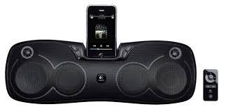 logitech rechargeable speaker s715i for ipod and iphone amazon co