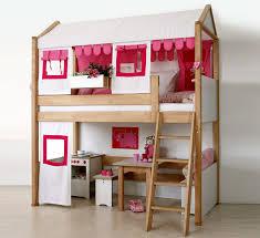 chambre fille lit mezzanine lit mezzanine enfant de breuyn secret de chambre room