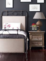 18th century french campaign metal twin bed zin home