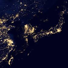 World Map At Night by Maphead By Ken Jennings A Book Review Scientific Gems