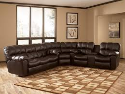 Microfiber Reclining Sectional With Chaise Fantastic Microfiber Reclining Sectional Sofa Reclining Sectional