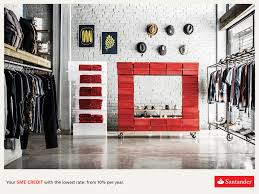clothes shop santander print advert by todo lo contrario clothes shop ads of