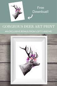 Home Decor Antlers 507 Best Antler Crafts Images On Pinterest Antler Art Bone