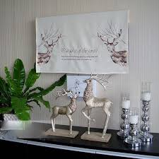 Decorative Flat Screen Tv Covers Cushion Cover Embroidered Picture More Detailed Picture About 32