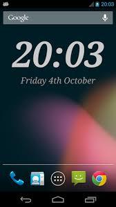 digi clock widget apk for android - Digi Clock Widget Apk
