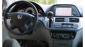 Honda Odyssey Interior 2006 Honda Odyssey Ex L Review Roadshow