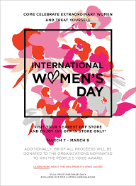 s day sales celebrate international women s day with dvf new york event nyc