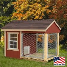 amish dog kennels pinecraft com u2022 kennel kits assembled kennels