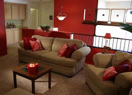 22 best red walls images on pinterest dining area focal wall