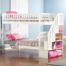 loft beds loft bed with drawer stairs for bunk beds kids stair