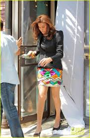 caitlyn jenner looks super colorful in her second of the