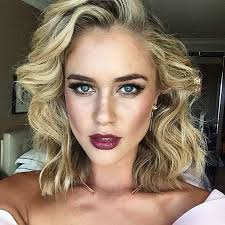 curly lob hairstyle 2017 lob haircuts long bob hairstyles fashion trend seeker