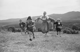 mary martin wikipedia mary martin with child actors in the original production of the sound of music