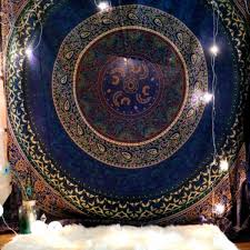 210x150cm indian tapestry mandala bohemian wall hanging bedspread 210x150cm indian tapestry mandala bohemian wall hanging bedspread dorm throw home decor