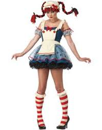 China Doll Halloween Costume Rag Doll Costumes Women Costume Craze