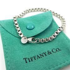 box link bracelet images Tiffany venetian sterling silver bracelet the jewelry box jpg