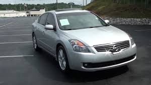 nissan altima coupe with red interior for sale for sale 2006 nissan altima 3 5 se navigation stk p6181 www