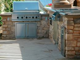 outdoor kitchen ideas for small spaces cheap outdoor kitchen ideas hgtv