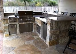 kitchen outdoor ideas best 25 outdoor kitchen design ideas on backyard