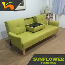 Yellow Sofa Bed Wooden Sofa Bed Wooden Sofa Bed Suppliers And Manufacturers At