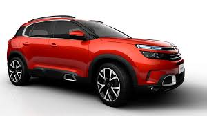 Most Comfortable Tires Citroen Debuts All New C5 Aircross Dubbed