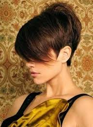 side and front view short pixie haircuts pixie haircut side view styles weekly