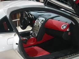 Slr 722 Interior Mercedes Slr Mclaren 2003 2010