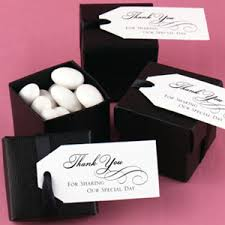 thank you favors thank you favor tags pack of 25 favor boxes bags more