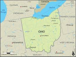 Zanesville Ohio Map by Usa States And Capitals Map Buy Usa Map Ohio Wikiwand Ohio Map