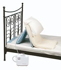 sit up bed pillow mangar sit u up pillow lift bedroom aids relimobility