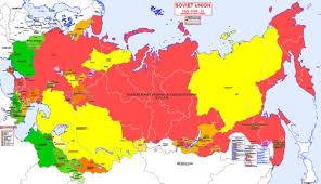 map of ussr hisatlas map of soviet union 1922 1928