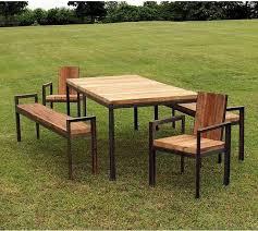 Steel Or Aluminum Patio Furniture Economical Steel Patio Sets Johnson Patios Design Ideas