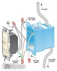 how to install dimmer switches family handyman