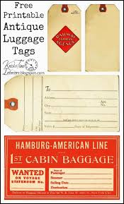 themed luggage tags best 25 vintage luggage tags ideas on luggage labels