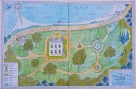 Chicago Botanic Garden Map by Garden Fancy Garden Maps