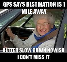 Granny Meme - granny drivers meme by captain reject memedroid