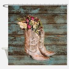 Boot Barn Orange County Western Shower Curtains Cafepress