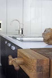 modern kitchen design ideas collection butcher block details