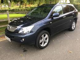 lexus uk branches used 2008 lexus rx 400h se cvt for sale in canterbury kent